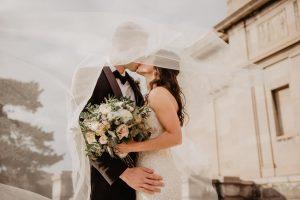 Flores artificiales para bodas